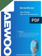 Daewoo DWF1068P Manual-Servicio