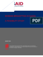 USAID_Briquetting Feasibility Study Sudan