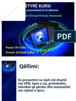 Detyre Kursi (Data Network)