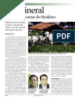 Mercado de Suplementos Minerais - DBO Rural