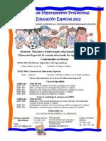 Cursos de Educación Especial para Maestros y Falicitadores
