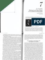 Yasnitsky (2011). Lev Vygotsky, Philologist and Defectologist-- Sociointellectual Biography