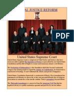 Social Justice Reform