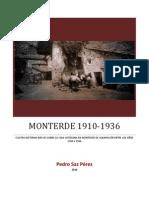 MONTERDE 1910-1936