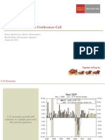 42 Page Report on the State of the California Economy