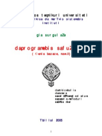 Daprogramireba C GPI PART 2