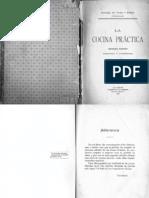 """""""La cocina práctica"""" por Picadillo"""