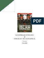 Konspirasi Intelijen & Gerakan Islam Radikal