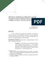 PROCESSO, JURISDIÇÃO E PROCESSUALISMO CONSTITUCIONAL DEMOCRÁTICO NA AMÉRICA LATINA ALGUNS APONTAMENTOS