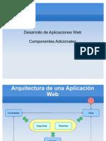 Desarrollo de Aplicaciones Web - Componentes Adicionales
