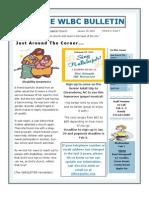 e Newsletter 1 29 12