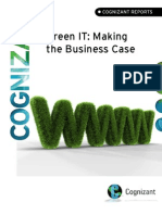 Green IT Making the Business Case