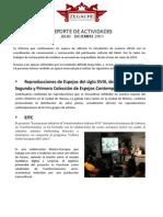 Web Reporte Junio-diciembre 2011