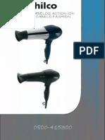 secador philco