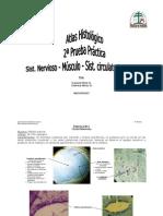 Atlas Histología I - 2ª Prueba (2007) - Moya y Mutel