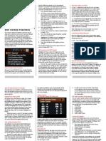 CDLC EOS Cfn Quick Guide