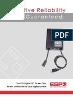 ESP Digital QC Brochure