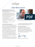 Tellabs Insight Magazine - Innovating the Global Mobile Internet
