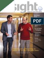 Tellabs Insight Magazine - SARDANA and the Bandwidth Boom