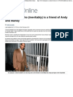 Gaddafi Heir Saif Inevitably is a Friend of Andy and Mandy - Mail Online