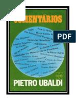 12- Comentários - Pietro Ubaldi (Volume Revisado e Formatado em PDF para iPad_Tablet_e-Reader)
