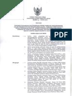 Peraturan KPU No. 42 Tahun 2008