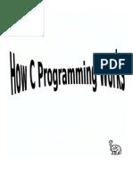 HowCProgramWorks
