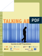 Talking About Suicide and LGBT Populations