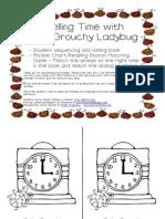 Grouchy Ladybug Mini