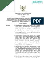 Peraturan KPU No. 03 Tahun 2009