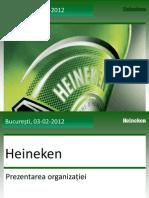 Prezentare Heineken