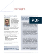 Automation Insight Newsletter - May 2009