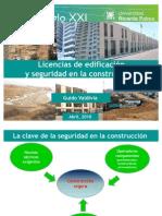 Licencias de Edificacion y Seguridad en Construccion
