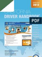 Driver Handbook 2012