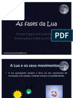 As fases da Lua