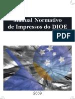 GRAFICA Manual Normativo de Impressao