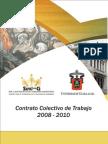 Contrato Colectivo SutudeG 2008 - 2010