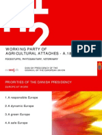 Priority Danish Presidency