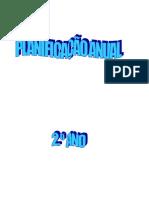 PROGRAMA DO 2.º ANO