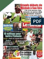 LE BUTEUR PDF du 27/01/2012