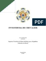 05 - Investidura de Chevalier