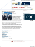 11-01-12 El Sol de México - Moreno Valle y Bruno Ferrari se reúnen con empresarios alemanes