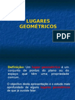 LugaresGeometricos