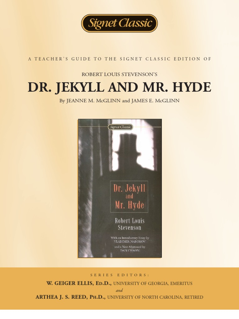 Explore the varying ways that Stevenson presents the character of Edward Hyde?