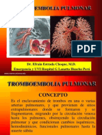 Tromboembolia Pulmonar Confer en CIA Mayo 2006
