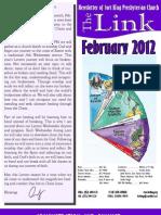 February 2012 LINK Newsletter