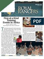 RRI Winter Newsletter