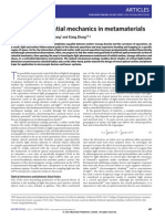 Dentcho A. Genov, Shuang Zhang and Xiang Zhang- Mimicking celestial mechanics in metamaterials