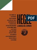 Felix Duque (Ed.) Hegel. La odisea del Espíritu. CBA, Madrid, 2010