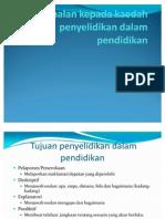 PJM 3116 Topik 1- Pengenalan